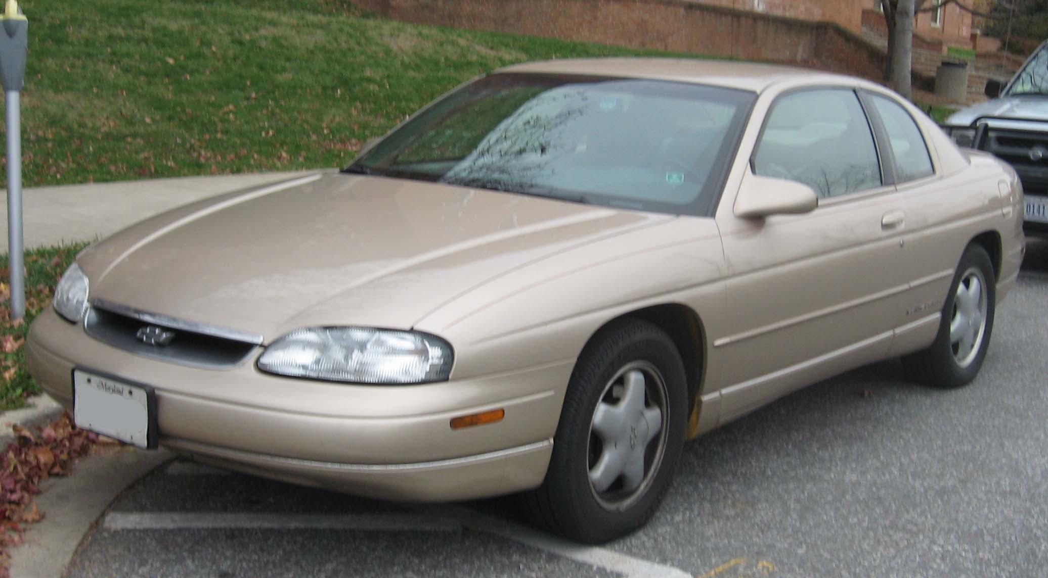 1995-1999_Chevrolet_Monte_Carlo