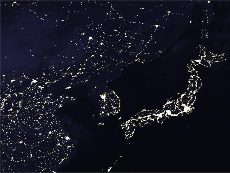 Dark map north korea now i know dark map north korea gumiabroncs Images