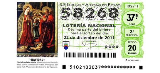 Decimo Gordo 2011 LVL
