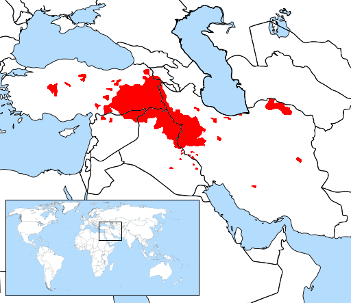 Kurdish_Language_Map