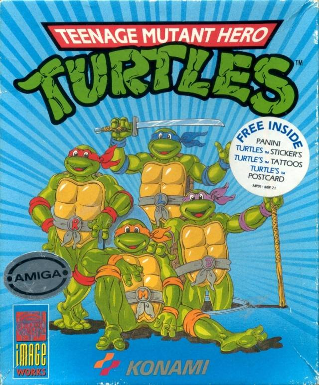 Teenage Mutant Hero Turtles_Front