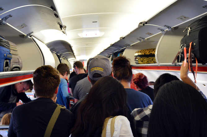 Why It Takes So Long To Board An Airplane And How To Fix