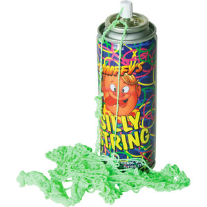 silly-string